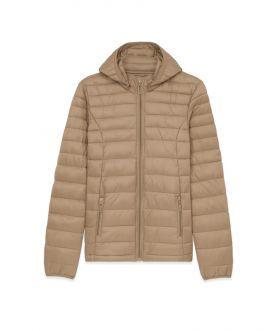 เสื้อแจ็คเก็ตผู้หญิง แบบมีฮู้ด